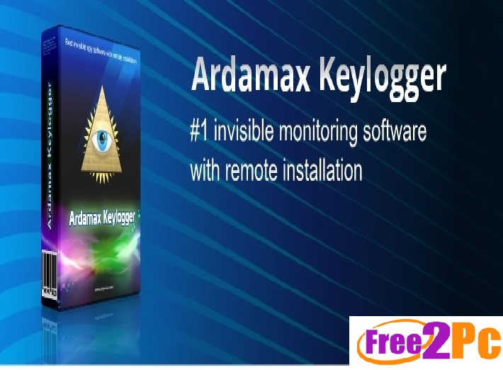 Ardamax Keylogger 4.5 With Crack Serial Key Latest Full Free