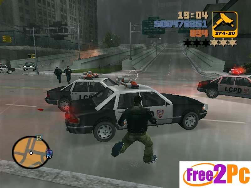 gta 3 free download for pc full version
