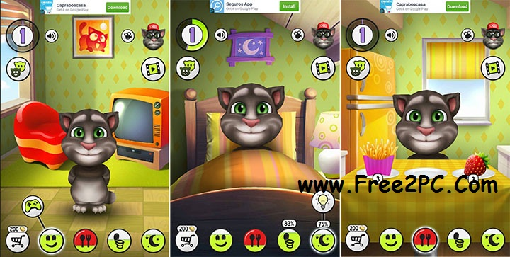 My talking tom unlimited coins apk free download for android