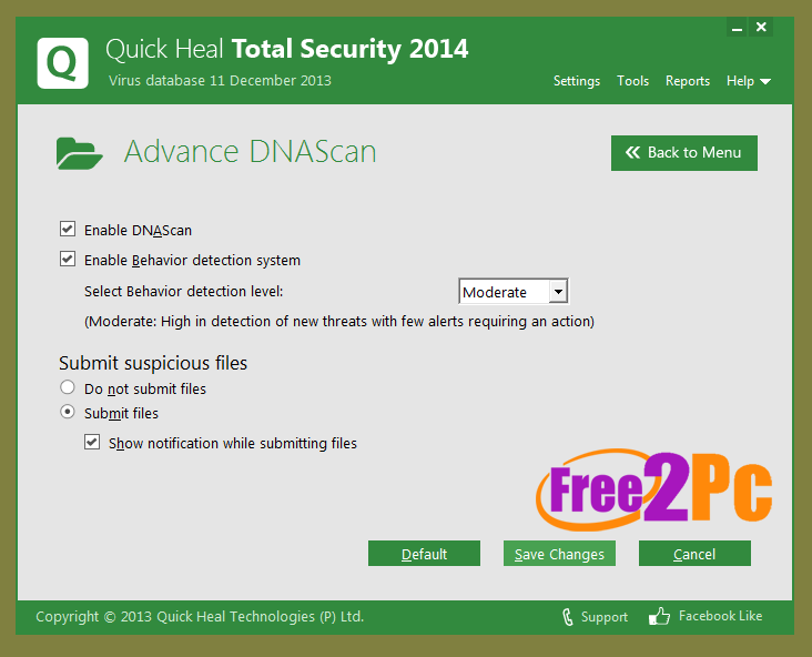 free product key for quick heal antivirus pro
