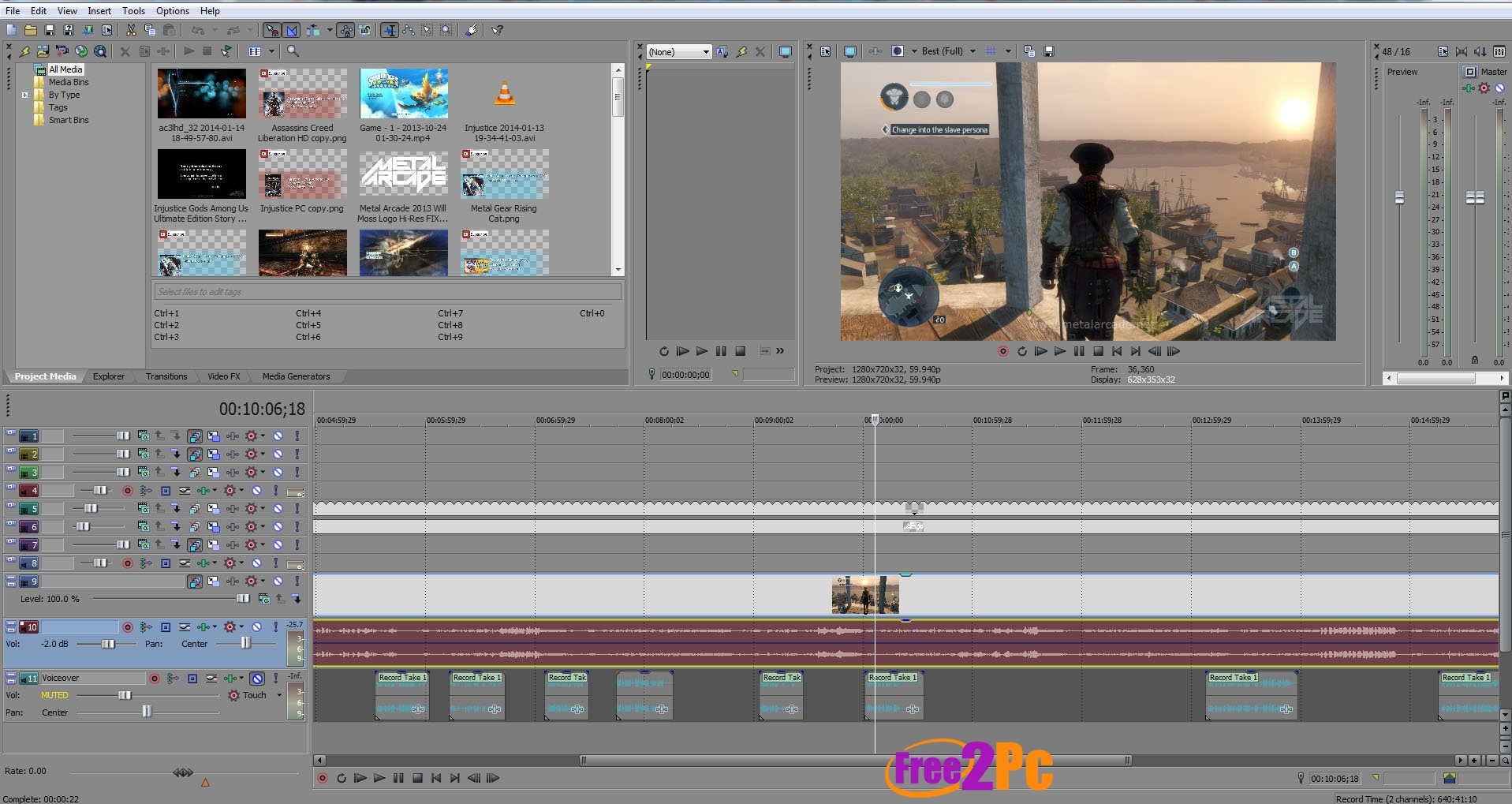 Sony Vegas Pro 12 Crack Serial Number Download Free