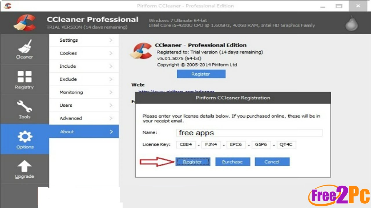 ccleaner professional cracked download