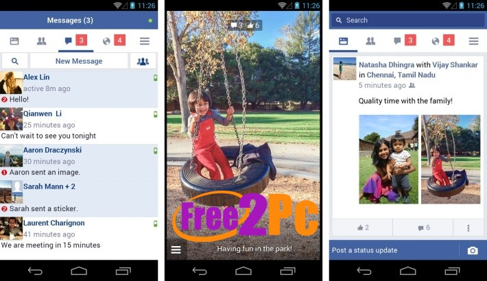 facebook lite for android 2.3 free download