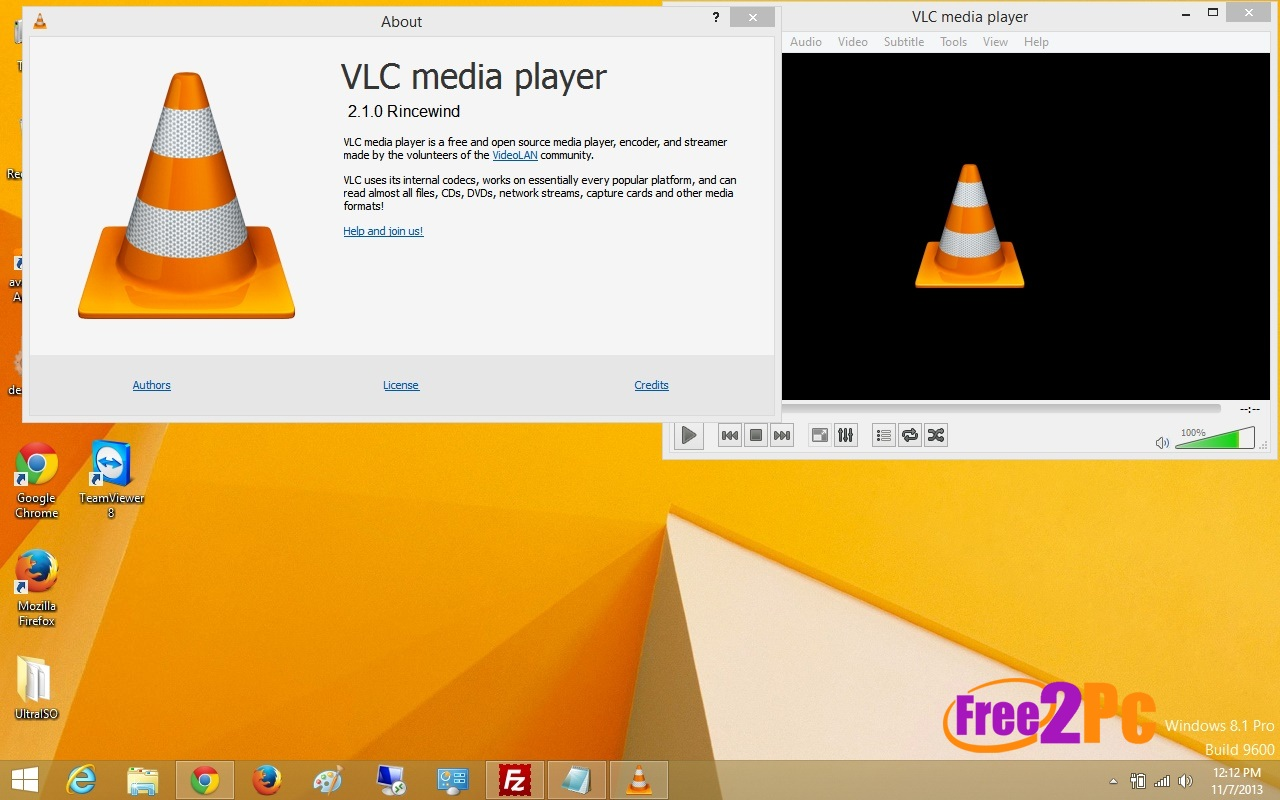 latest version of vlc media player
