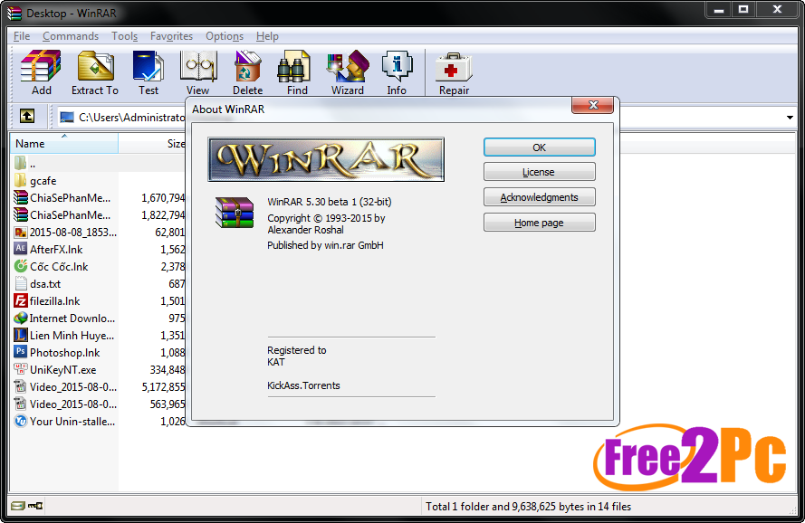 winrar for mac cracked