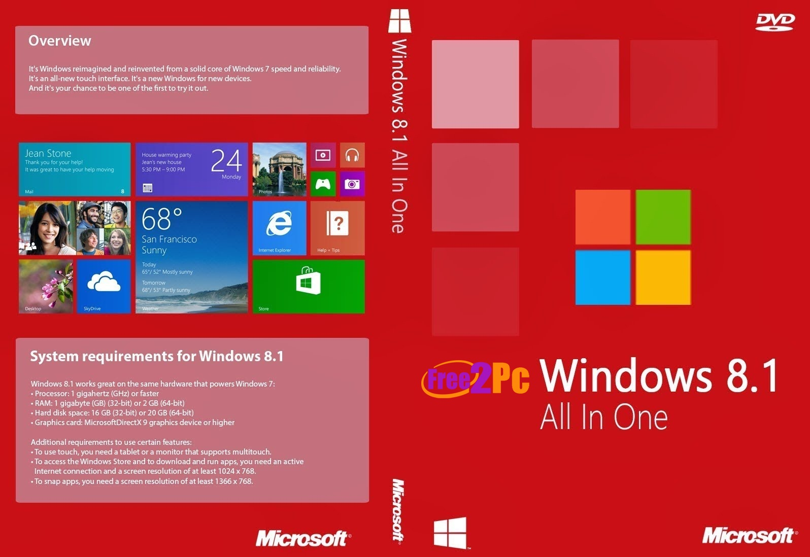 windows-8-1-preactivated-download-www-Free2pc-com