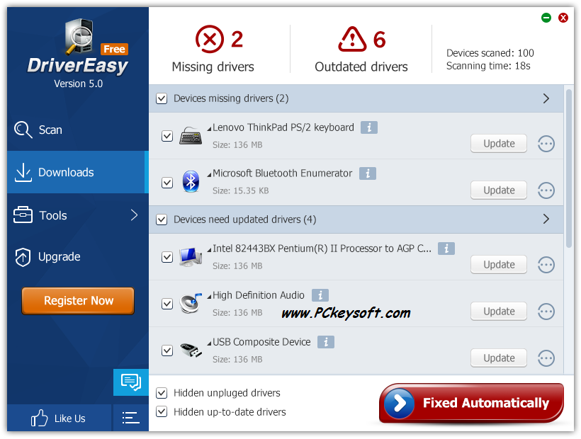 Driver Easy key 5.0.5 crack Download Latest Version