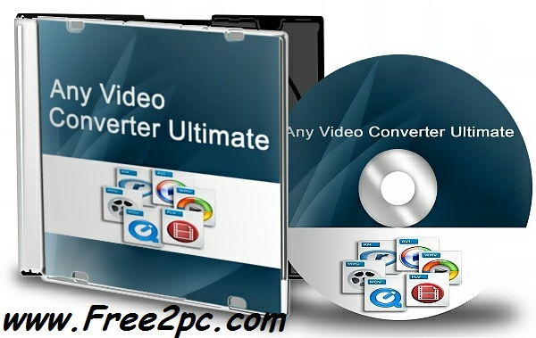 Any Video Converter Ultimate 6.2.5 Serial Key With Crack