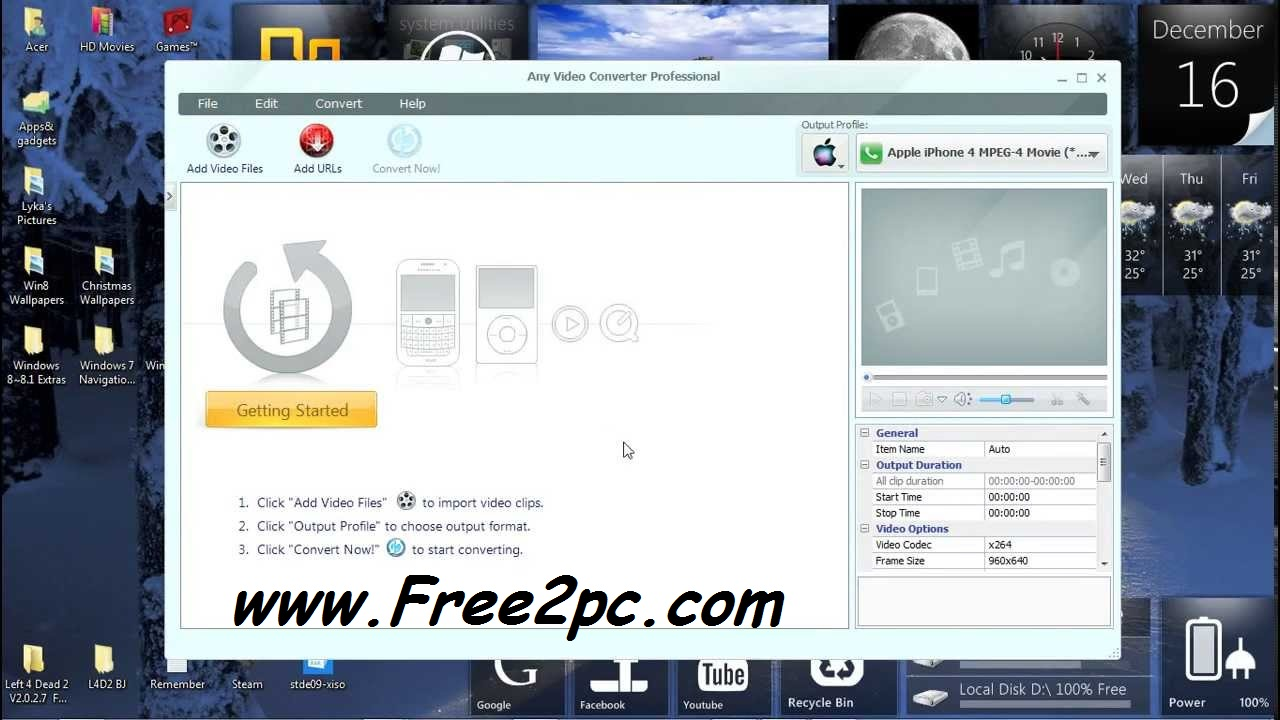 Any-Video-Converter-Ultimate-Crack-Serial-Key-www-free2pc-com