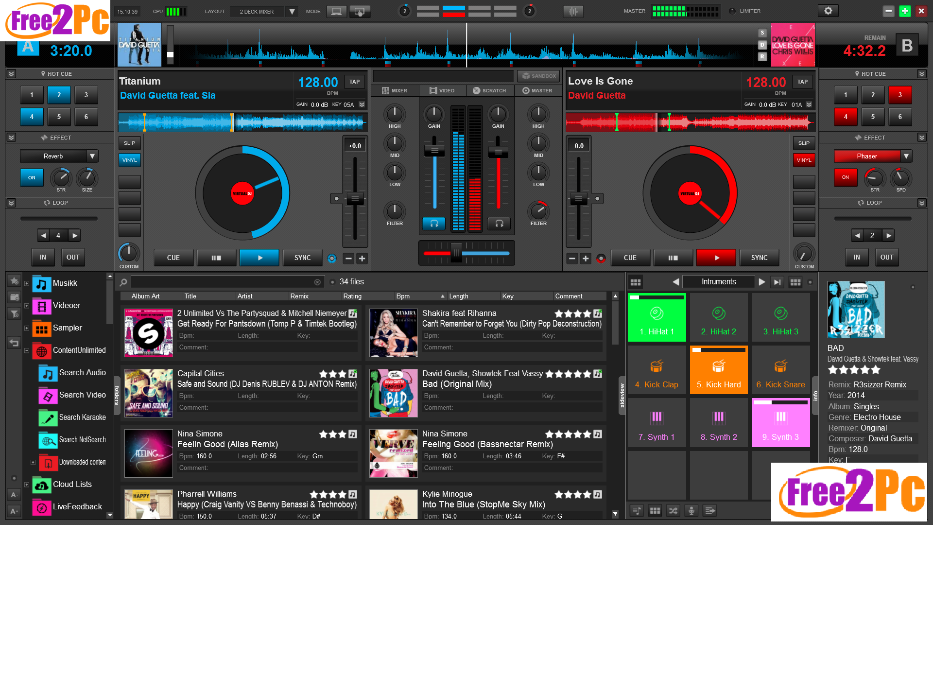 virtual dj 7 crack full