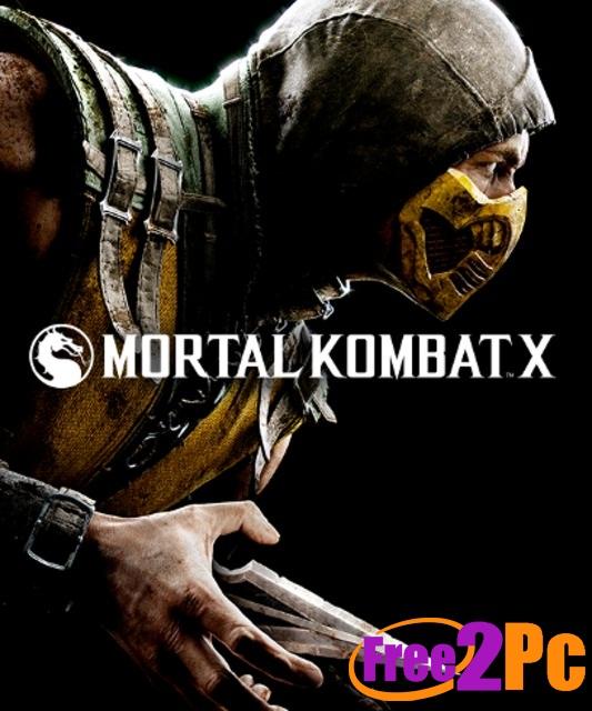 Mortal Kombat X Apk + Data Download Full Version For Android 2016
