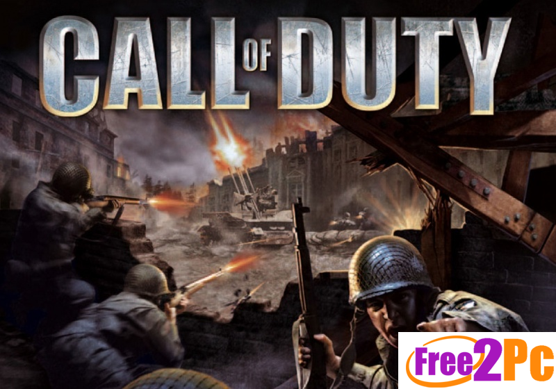 Call Of Duty Game Free Download For PC Full Version