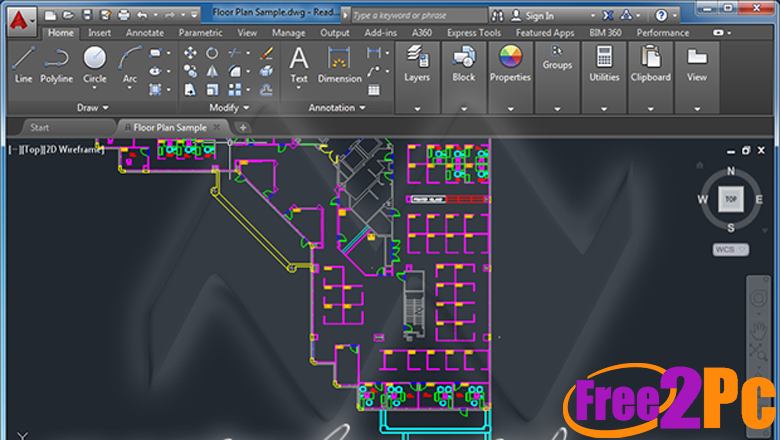 autocad free download full version with crack