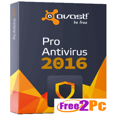 Avast Pro Antivirus 2016 Crack Plus Keygen Working 100% For Life Time