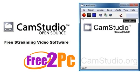 CamStudio 8 Crack + License Key Full Version