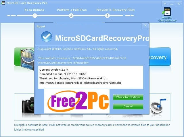 SD Card Recovery Pro Crack