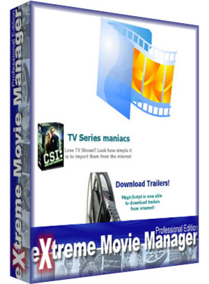 Extreme Movie Manager 8.5 Crack Download Full Version