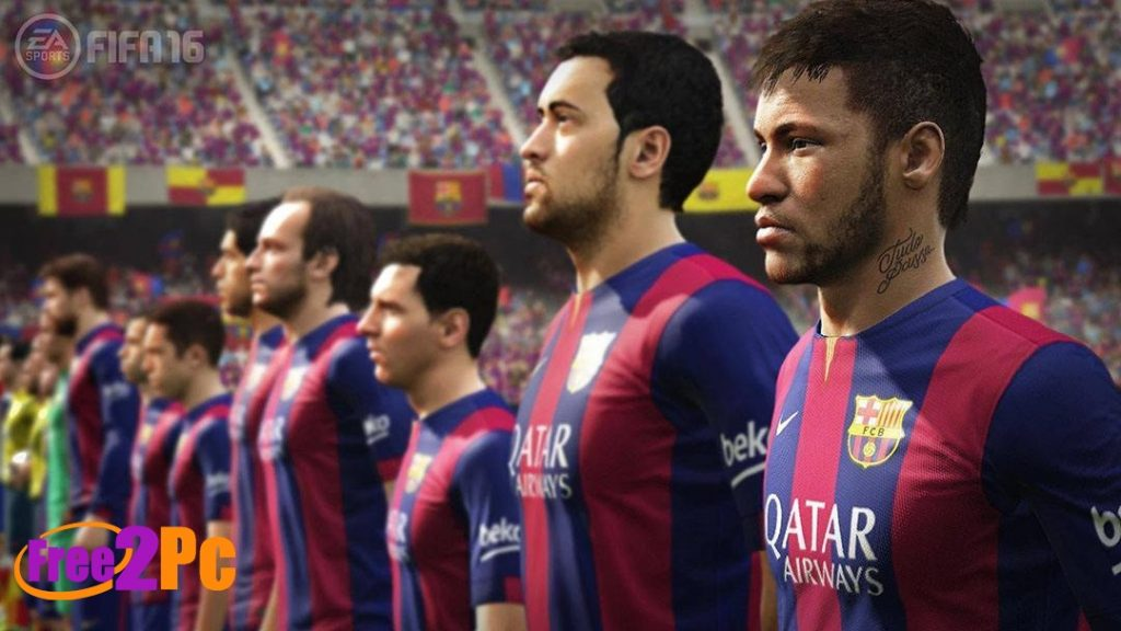 fifa 2016 crack for pc