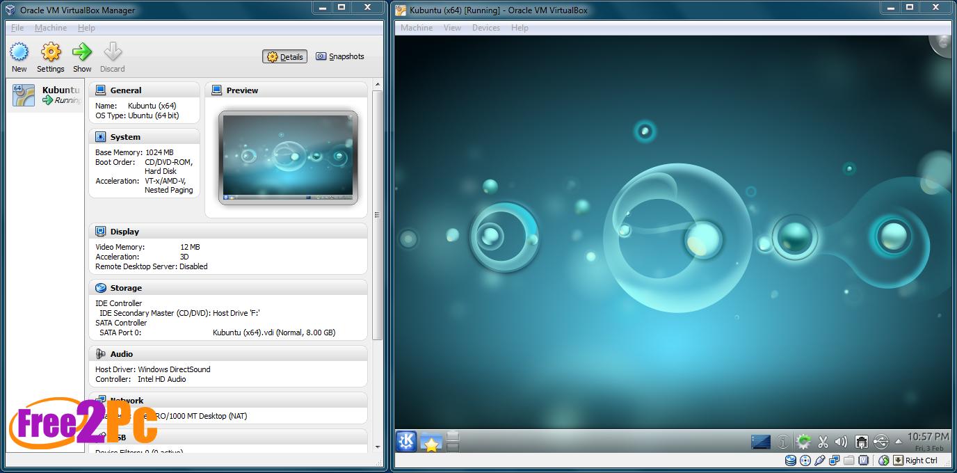 Oracle virtual box (2)