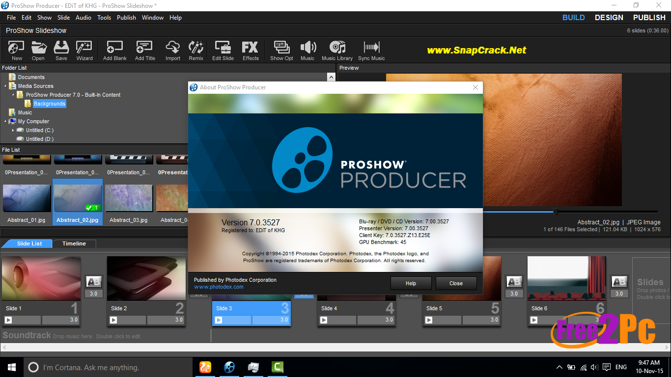 photodex proshow producer with crack