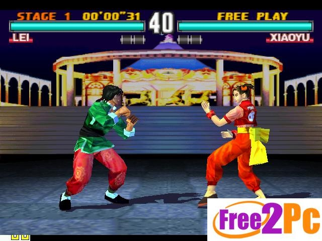 Tekken 3 Game Download For PC Full Version Free latest Is Here BY FREE2PC-COM