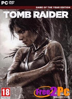 Tomb Raider 2015 PC Crack Download Full Version Latest Update