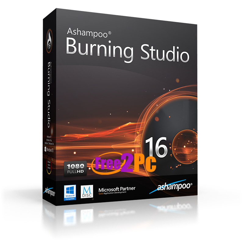 Ashampoo Burning Studio 16 Key Generator And Activation Key Download