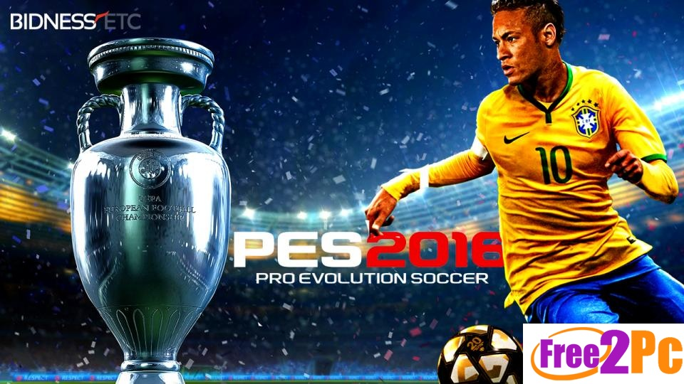 Pro Evolution Soccer 2016 Patch Download PC Free Full Version