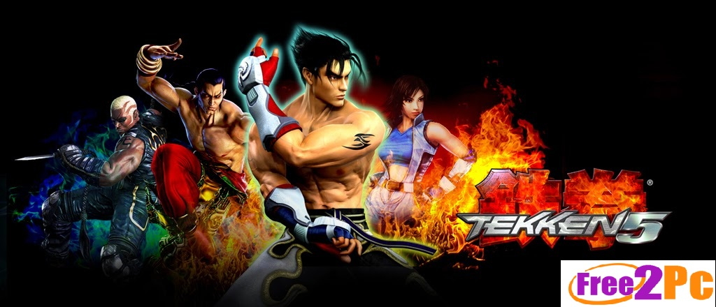 Tekken 5 PC Game Free Download Full Version Is Here