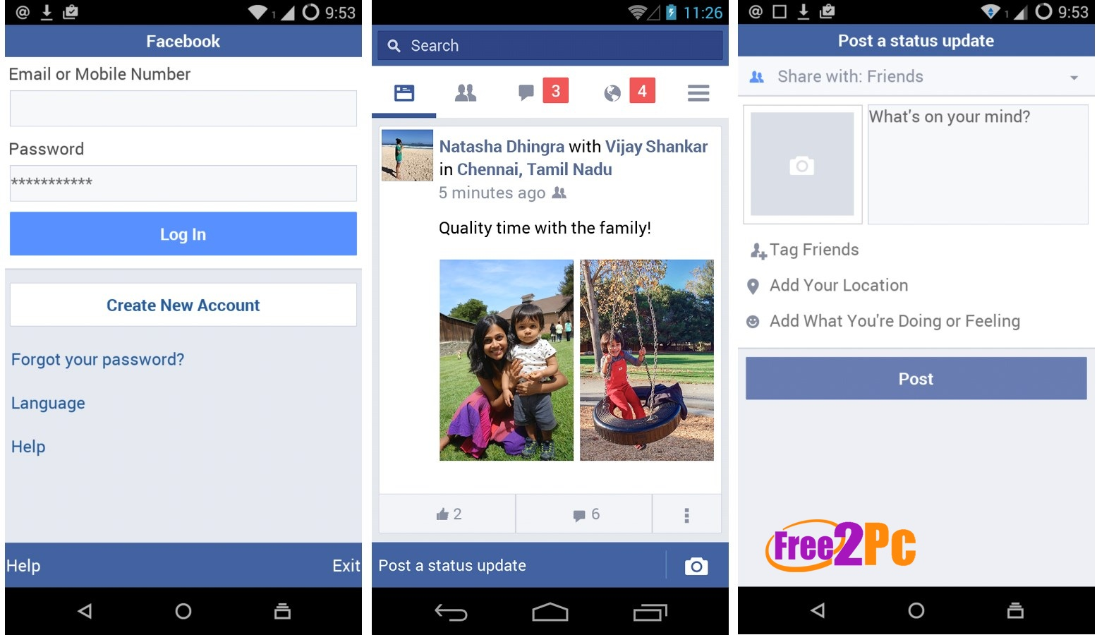 facebook download android free