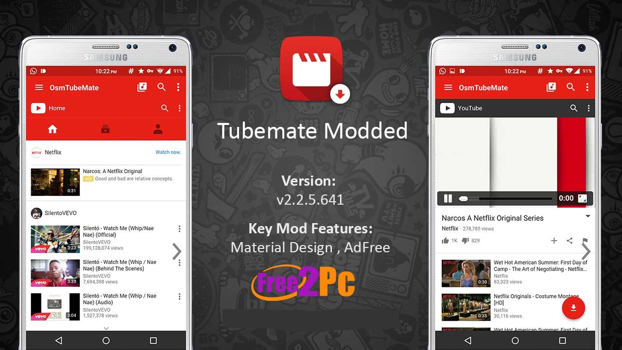 tubemate 2.2.8 free download