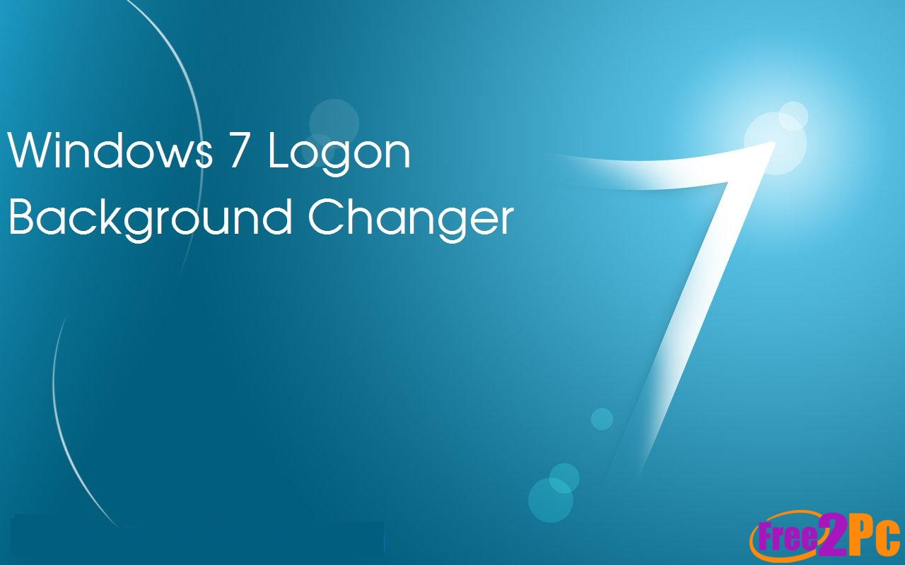 windows 7 logon background changer free download latest is