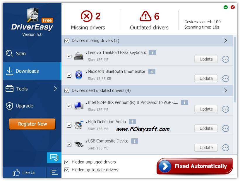 DriverEasy-5.0.4.12293-Full-License-Key-Free-www-pckeysoft-com