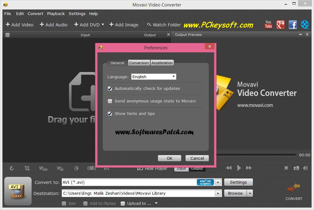 converter 18.1.0 serial movavi download premium video
