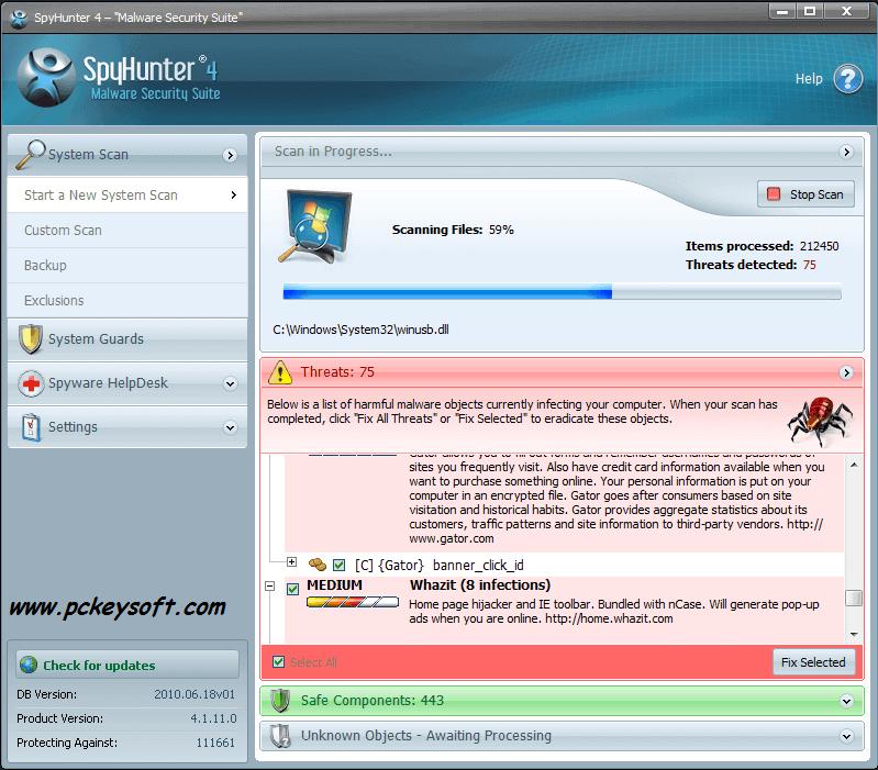 spyhunter 4 account free