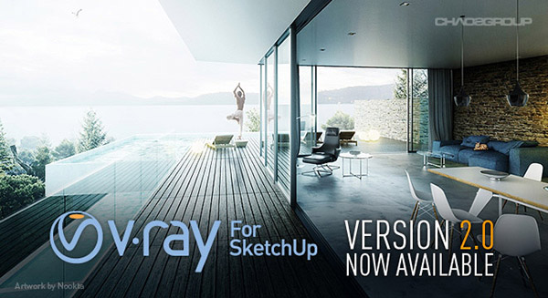 Vray For Sketchup 2016 Crack Download Latest Version