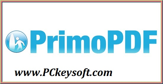 PrimoPDF 5.1.0.2 Crack incl Keygen Serial Download