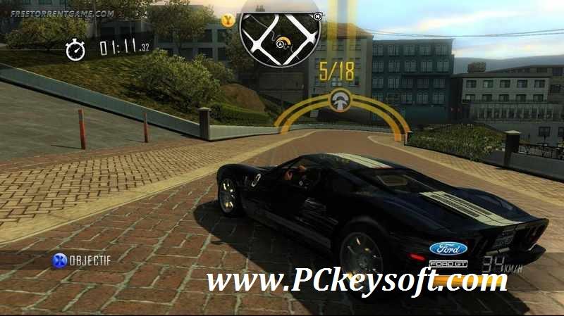 b466b4ca Driver San Francisco PC Game Crack Download Free Full Version