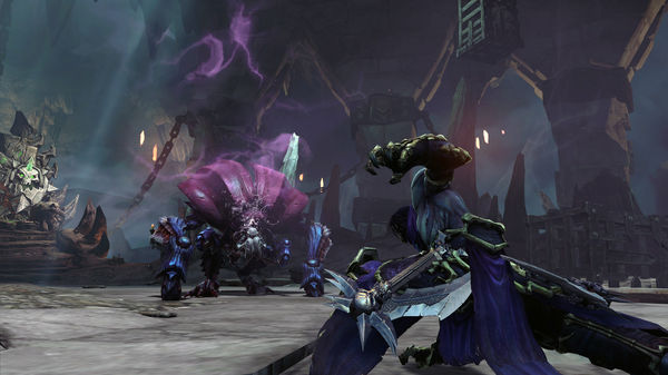 Darksiders 3 PC Game Crack Download With Full ISO Latest Version