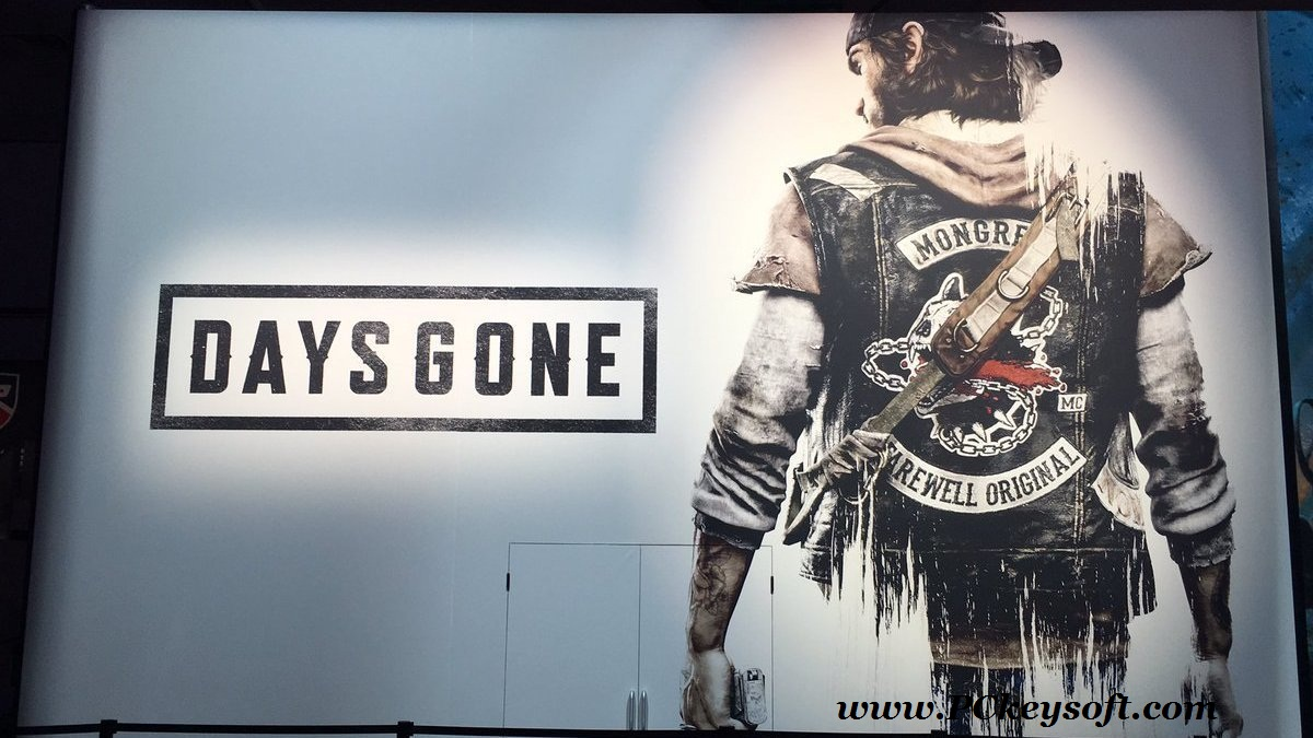Days Gone Game PC Download Free Full Version 2016