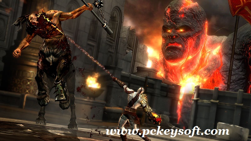 god of war pc game torrent download