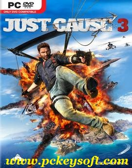 Just Cause 3 PC Crack Download Free Latest Is Here