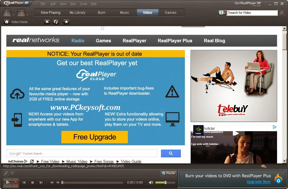 All about realplayer the old version free download afreecodec.