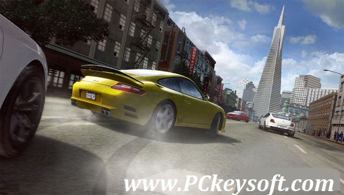 Driver San Francisco PC Game Crack Download Free Full Version