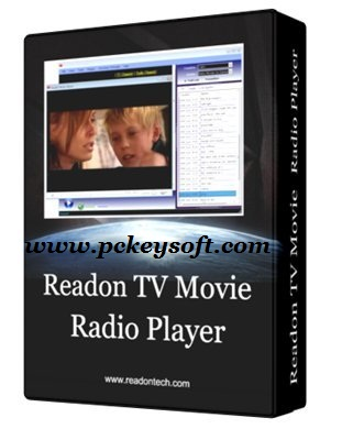 Files which can be opened by Readon TV Movie Radio Player