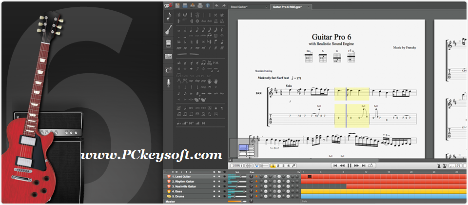 free guitar pro 6 for windows 7