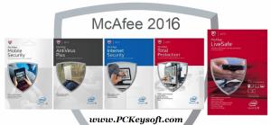 mcafee crack 2016