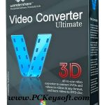 WonderShare Video Converter Ultimate 8.0.2 Crack Plus Serial Key Free Download