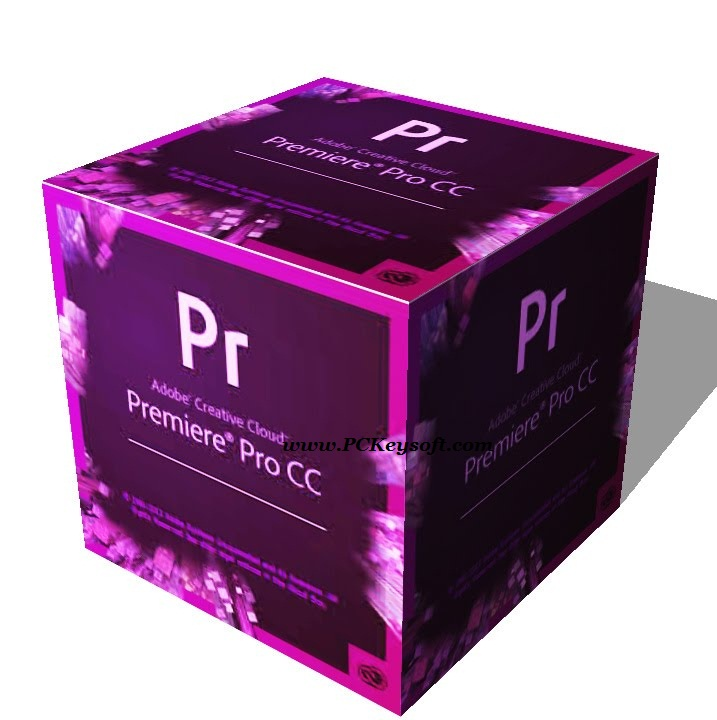 Adobe Premiere Pro CC 2019 Crack, With KeyGen.