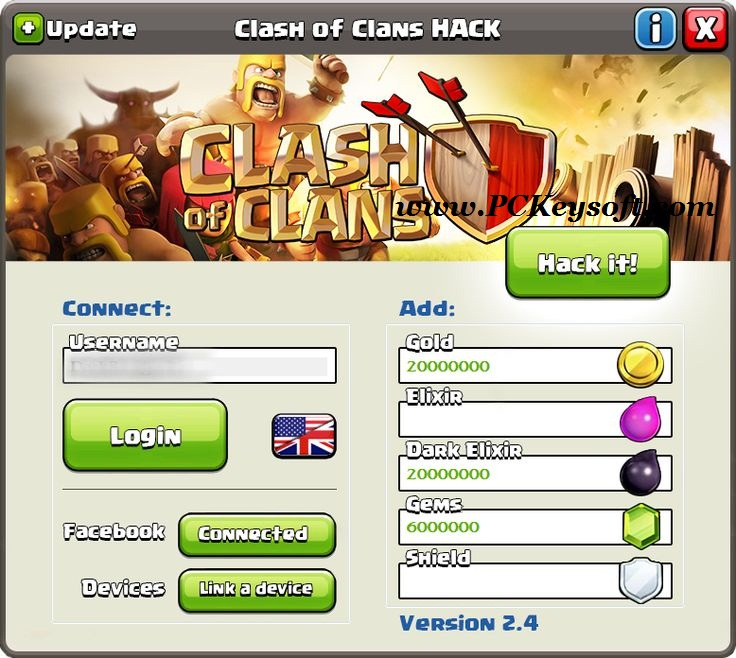 clash of clan hack game download apk